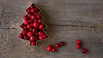 500px Photo ID: 186853805 - 600-06125691© Kathleen FinlayModel Release: NoProperty Release: NoCranberries in Christmas Tree Shaped Cookie Cutter